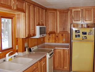 Godding builders design and handcraft custom wood kitchen for Ash wood kitchen cabinets